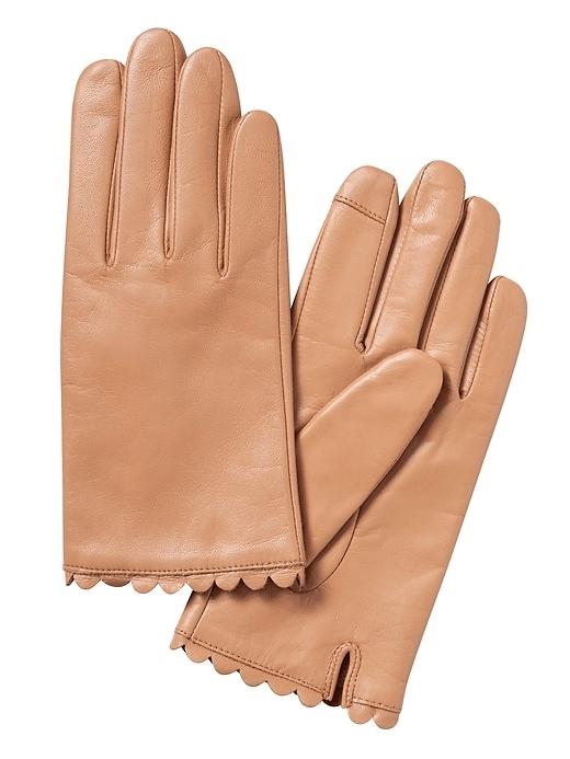 banana republic womens gloves