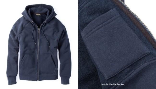 10-year hoodie