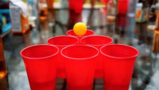Beer Pong Balls Are F*cking Disgusting, Says Science