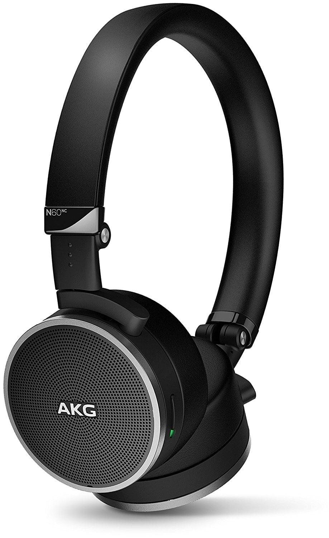 akg n60 nc noise cancelling headphones