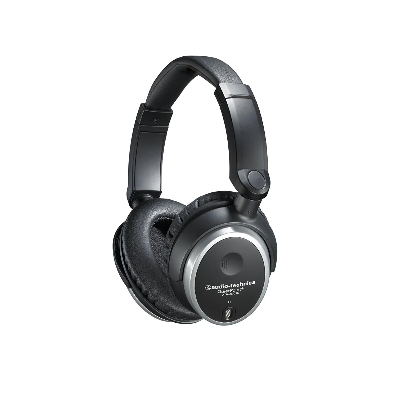 audio-technica noise cancelling headphones
