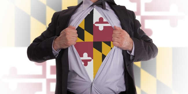 signs you're from maryland