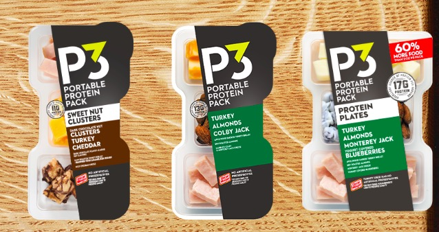 lunchables protein