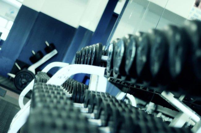 weightlifting gym weights