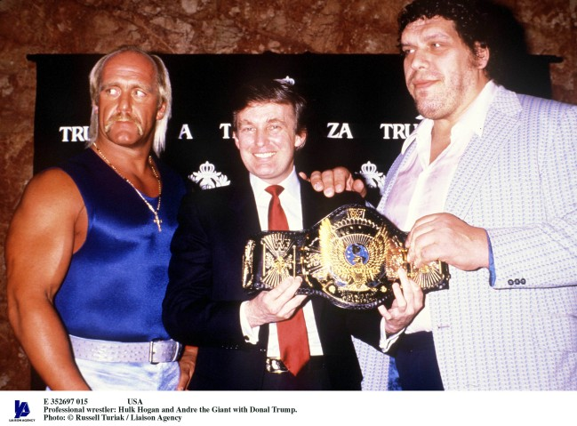 Wrestlers who were badasses
