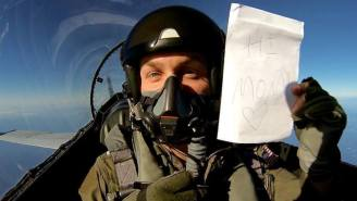 In Remembrance Of Navy Fighter Pilot Lieutenant Nathan Poloski, The Ultimate Bro