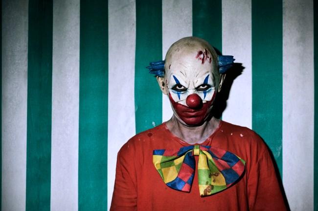 Creepy Clown Motel Tonopah Nevada