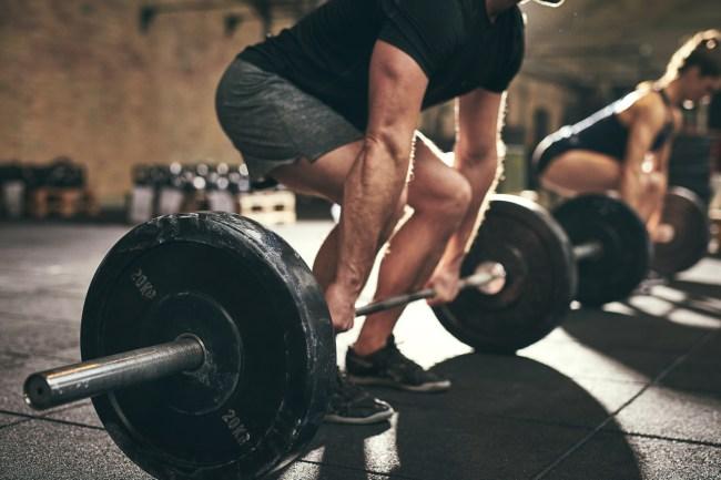 5 min intervals for fat loss