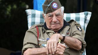 World War II Vet Tells The Epic Story Of The Time He Made A Beer Run In The Middle Of Battle