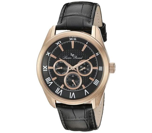 Best Mens Watches Under 50 Lucien Piccard LP-10153-RG-01