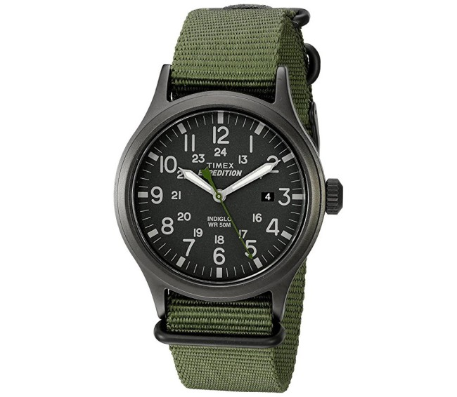 Best Mens Watches Under 50 Timex Mens Expedition Scout 40