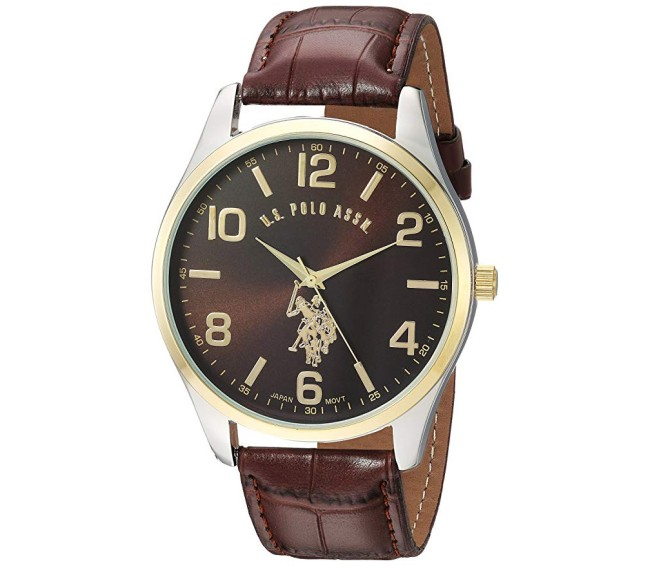 Best Mens Watches Under 50 US Polo Association USC50225