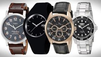 The 12 Best Men's Watches Under $50