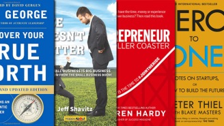 7 Best Entrepreneur Books To Read If You're Serious About Starting A Business