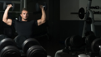 The 10 Best Muscle Building Exercises: Shoulder Edition
