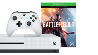 Getting Hands On With The Xbox One S Battlefield 1 Special Edition Bundle