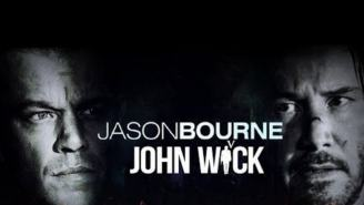 Do You Like The 'Bourne' Movies? Do You Like John Wick? Then Watch Them Battle To The Death In This Mashup Trailer