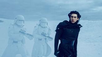 Adam Driver Explains How Kylo Ren Will Be Different In 'Star Wars: Episode VIII'