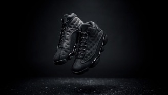 These Badass New 'Black Cat' Retro Air Jordan 13 Kicks Inspired By The Black Panther Are ABSOLUTELY SICK