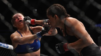 Amanda Nunes Issues An Apology To Ronda Rousey For Dumping All Over Her Following UFC 207 Beat Down