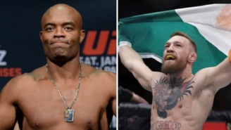 UFC Legend Anderson Silva Wants A Fight With That 'Dwarf' Conor McGregor