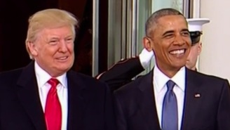 Bad Lip Reading Just Dropped Their Donald Trump Inauguration Video And I May Have Never Laughed So Hard