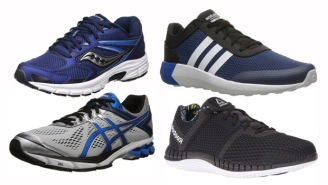 The 15 Best Running Shoes For Men Available Right Now, All For Under $100