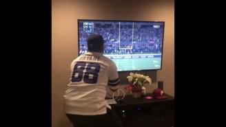 Bandwagon Dallas Cowboys Fan Reacts To Heartbreaking Playoffs Loss Like A True Bandwagoner