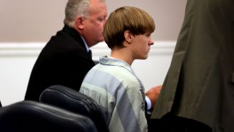 Charleston Church Murderer Dylann Roof Wore Racist Symbols To Court During His Sentencing Trial