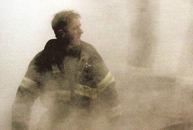 firefighter Brian J Masterson