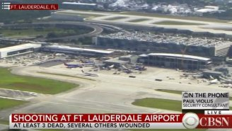 FBI: Fort Lauderdale Airport Shooter Says He Carried Out Deadly Attack In The Name Of ISIS
