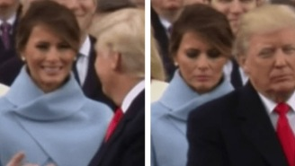 Melania Trump's Twitter Account Just Favorited A Tweet Suggesting Her And Donald's Marriage Sucks