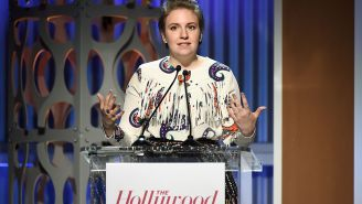 I Don't Know What's Worse — Lena Dunham's Latest Publicity Stunt Or Russia Nuking Us Right Now