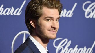 Andrew Garfield Once Celebrated His Birthday By Eating Edibles With His Best Friends And Going To Disneyland