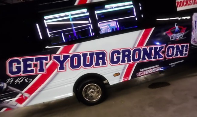 gronk-party-bus-hiring-driver