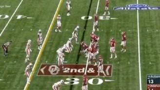 Auburn Fans Chant 'He Hits Women' At Oklahoma RB Joe Mixon During Sugar Bowl Game