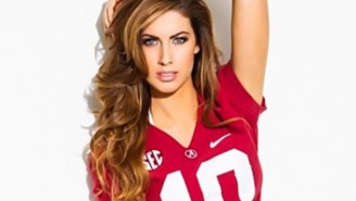 Katherine Webb's Reaction To Brent Musburger Retiring From Broadcasting Was Pretty Much Perfect