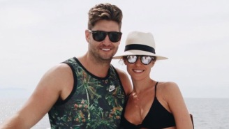 Kristin Cavallari And Jay Cutler Went On Vacation; She Looked Hot In A Bikini, Jay Got Called A 'Fat Lesbian'