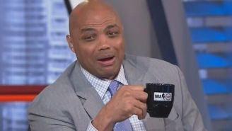 Stop The GD Presses! Charles Barkley Seems To Have Fixed His Golf Swing!