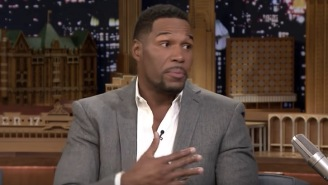 Michael Strahan Gives His Super Bowl Picks And It's Bad News For Patriots Fans