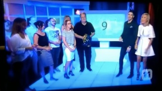 Feast Your Eyes On The Most Painfully Awkward New Year's Countdown In History, Courtesy Of This Aussie News Station