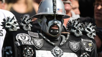 Whoa, Whoa, WHOA! The Oakland Raiders Might RE-BRAND After Moving To Las Vegas?! What?!