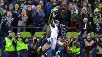 Seahawks WR Paul Richardson Makes Absurd One-Handed TD Catch While Being Interfered