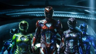 New Full-Length Trailer For 'Power Rangers' Is Here And It Is Action-Packed Plus Bryan Cranston As Zordon