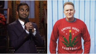 Michael Rapaport Goes Ballistic On Aziz Ansari For His 'Holier Than Thou' SNL Monologue