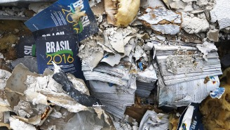 Look At The Disaster Rio Has Already Become Since Hosting The Summer Olympics Just A Few Months Ago