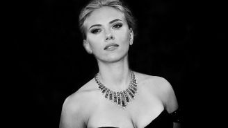 Cancel Your Order For That Scarlett Johansson Sex Robot, Bros, Because She Just Split From Her Husband