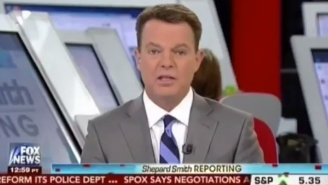 Fox News Just Defended CNN Over Donald Trump's Hissy Fit Earlier Today
