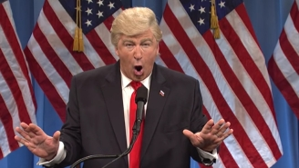Alec Baldwin Mocks Donald Trump's Press Conference On 'SNL', Calls Out The Golden Showers