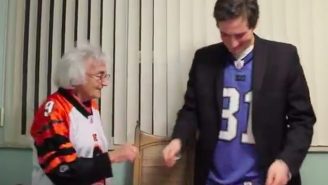 I Can't Stop Watching This 88-Year-Old Grandma Gettin' Down To Migos Like A Boss